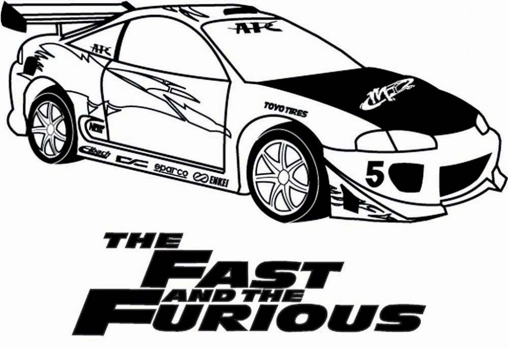 Fast And Furious Coloring Pages | Desenhos, Artesanato E intérieur Coloriage Voiture Fast And Furious