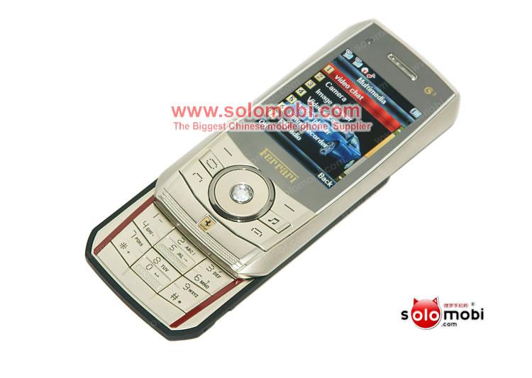 Ferrari F81 : Téléphone Mobile Tactile Abordable intérieur De T?L?Chargement De Mp3 D?Charge Desenhos