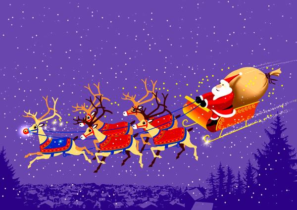 Flebosco 1 Eso: Le Père Noël Est Déjà Tout Près intérieur Image De Pere Noel Gratuite A Imprimer