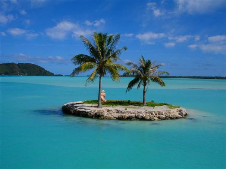 Fonds D'Écran Nature > Fonds D'Écran Iles Paradisiaques tout Dessin D Ile Paradisiaque