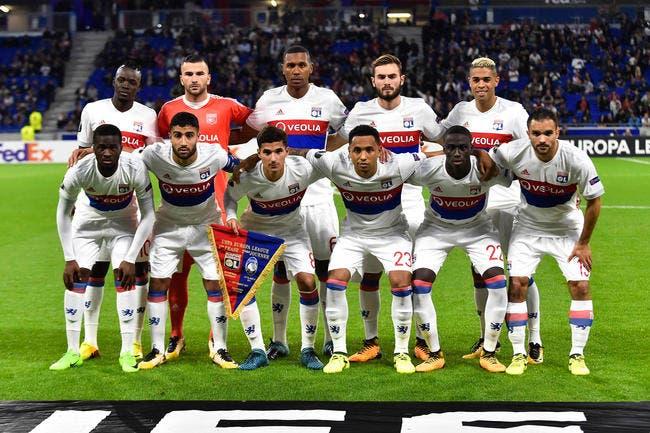 Foot Ol - Ol : Lyon N'existe Plus En Europe Balance Riolo tout Ecusson Des Equipes De Foot