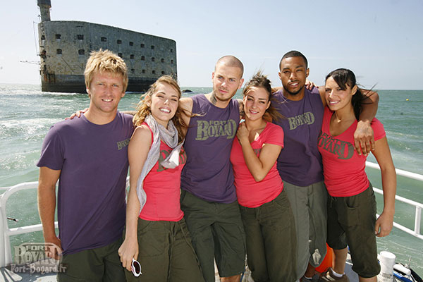 Fort-Boyard.fr - Saison 2009 - N°5 : Équipe Emma Daumas avec Star Academy 2007