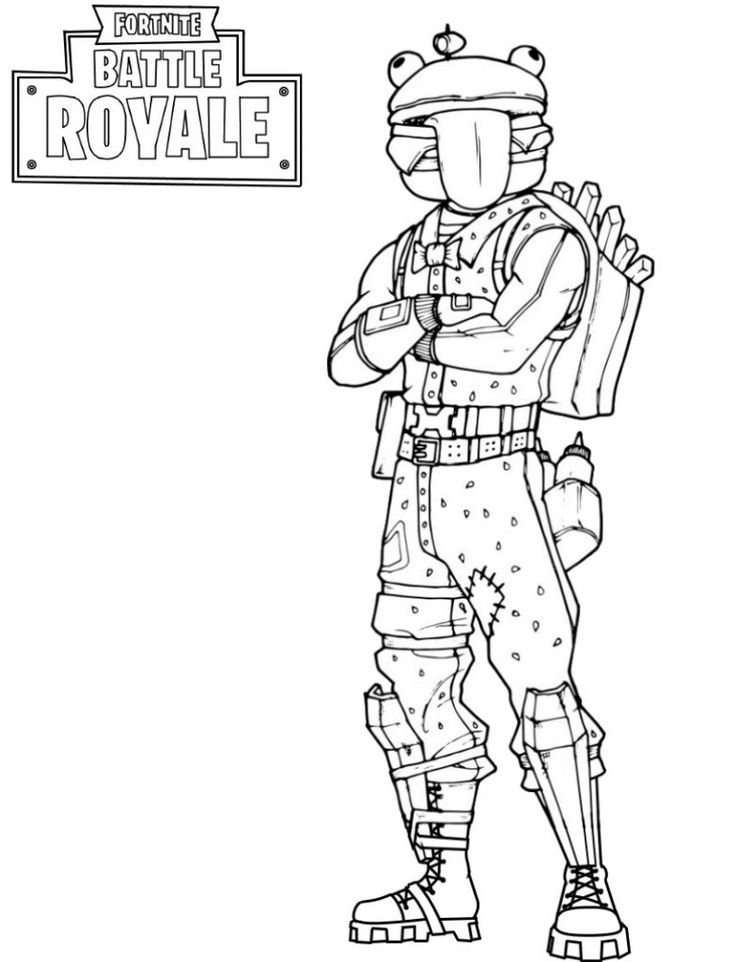 Fortnite Coloring Pages | Coloring Pages For Boys avec Coloriage A Imprimer Fortnite