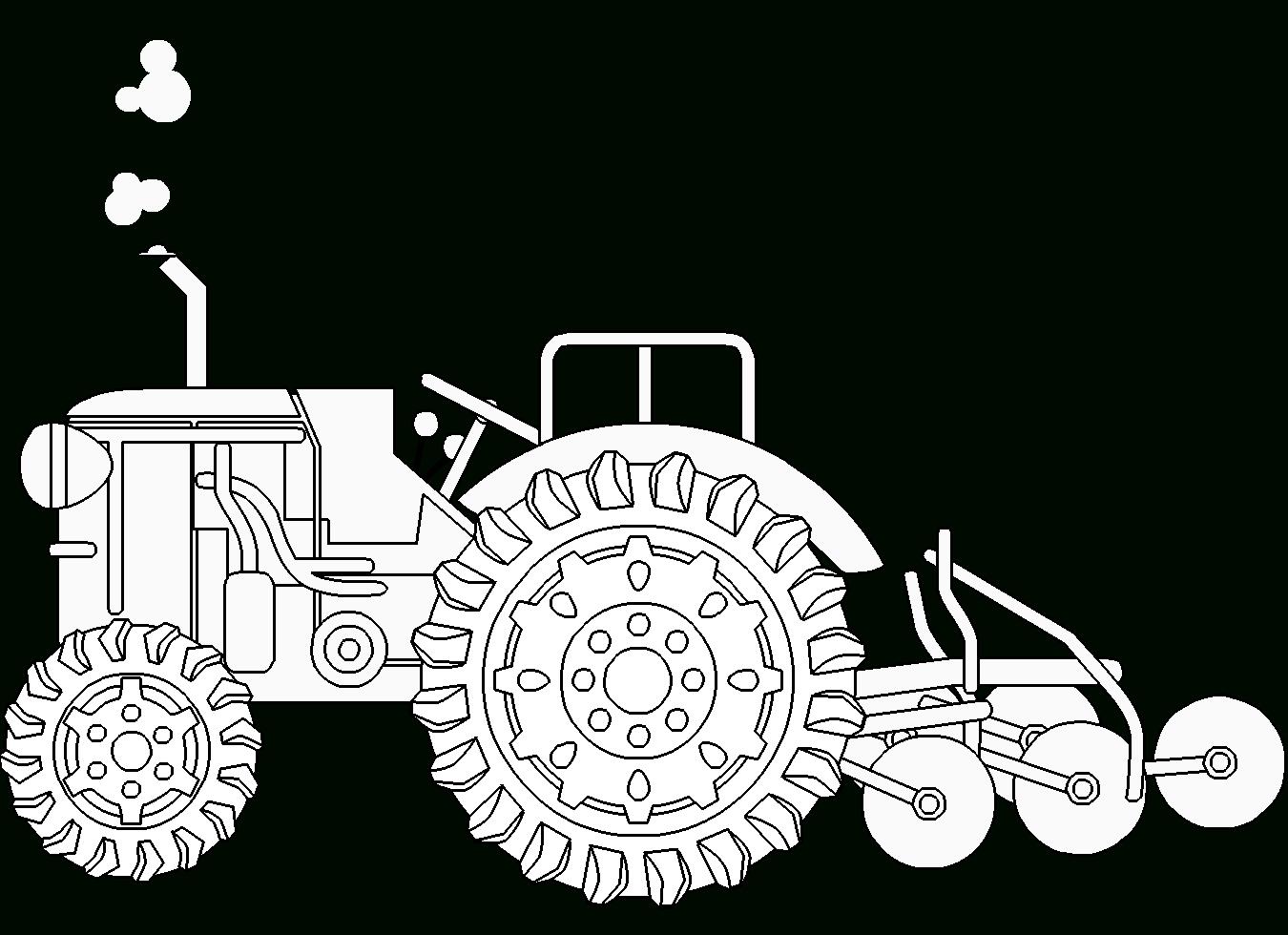 Frais Coloriage De Tracteur Fendt A Imprimer | Imprimer Et concernant Tracteur A Colorier