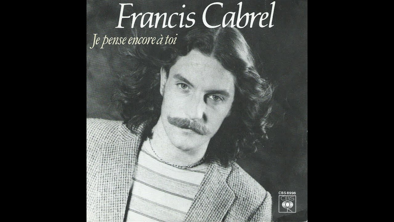 Francis Cabrel -Je Pense Encore À Toi(Reprise Piano-Voix concernant Je Pense A Toi Chanson
