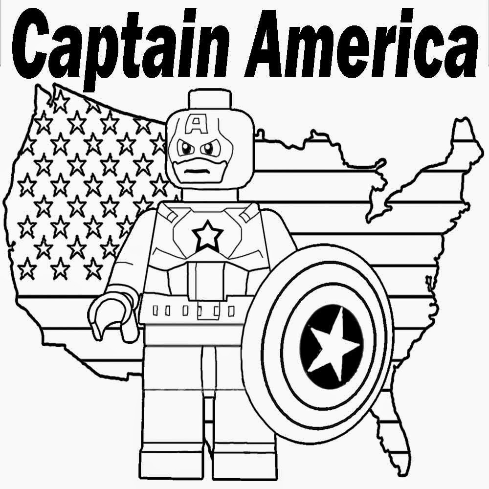 Free Coloring Pages Printable Pictures To Color Kids dedans Coloriage Captain America
