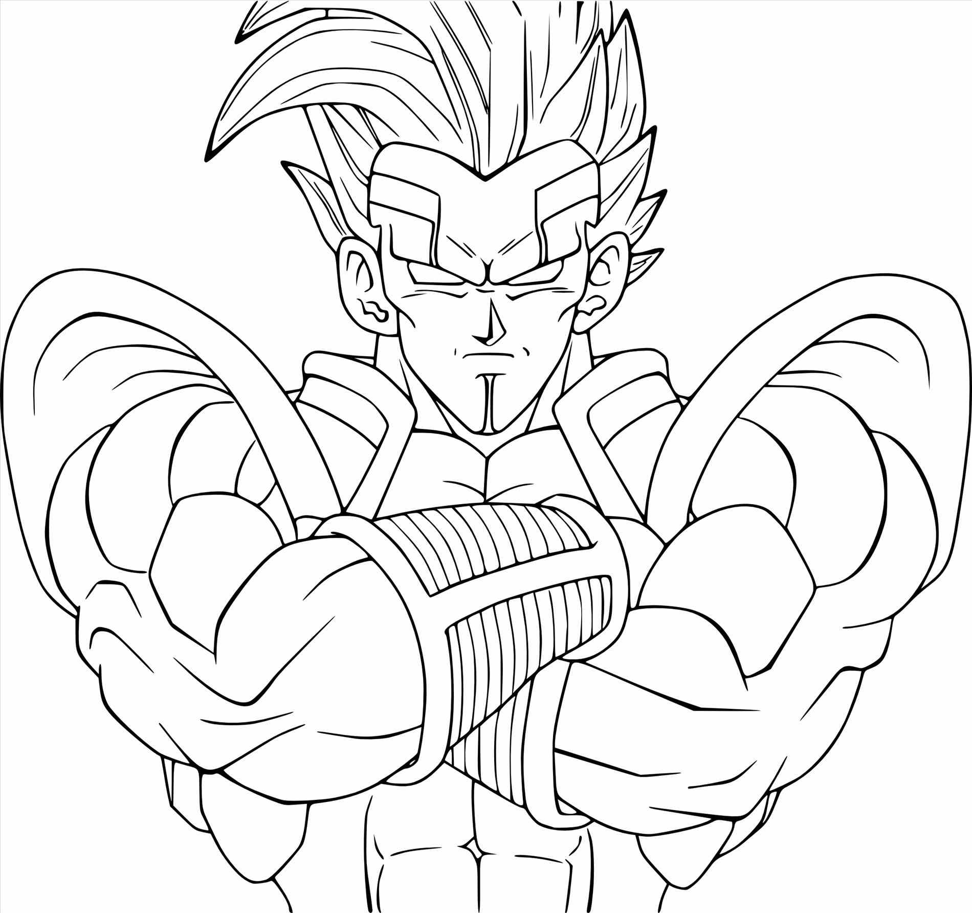 Frieza Coloring Pages At Getcolorings | Free Printable à Coloriage Dragon Ball Z Super