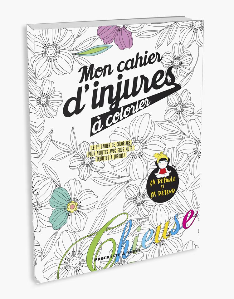 [Fun] : Un Livre De Coloriages Pour Adultes Avec Des dedans Cahier De Coloriages Pour Adultes