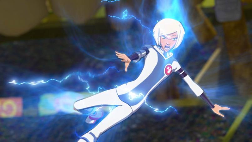 Galactik Football – Saison 1 – Episodes De La Série Tv destiné Jeux De Galactik Football