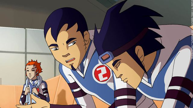 Galactik Football serapportantà Jeux De Galactik Football
