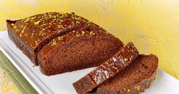 Gâteau Moelleux, Miel, Épices, Citron (Sans Lactose avec Gateau Miel Citron