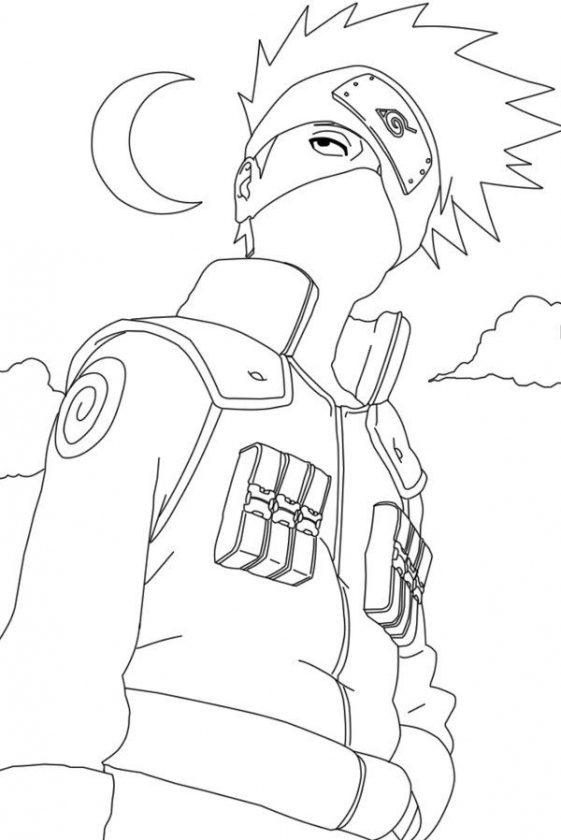 Get This Naruto Shippuden Coloring Pages 09571 dedans Naruto Shippuden Coloring Pages