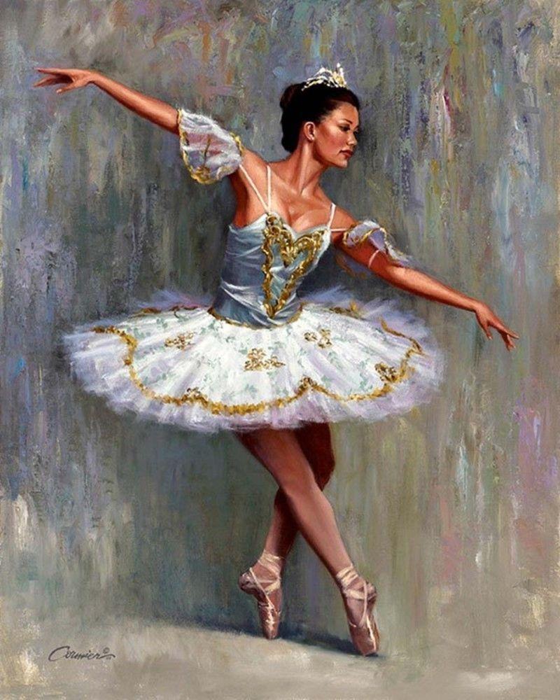 Gifs Sur La Danse intérieur Dessin Animé Danseuse