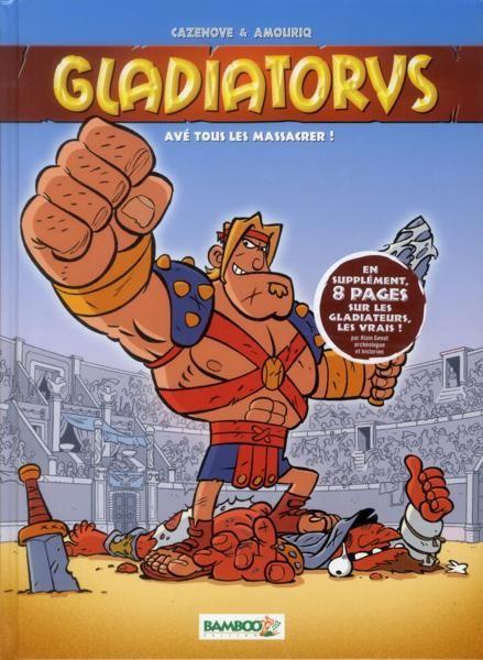 Gladiatorus - Bd, Rmations, Cotes dedans Gladiateur Dessin