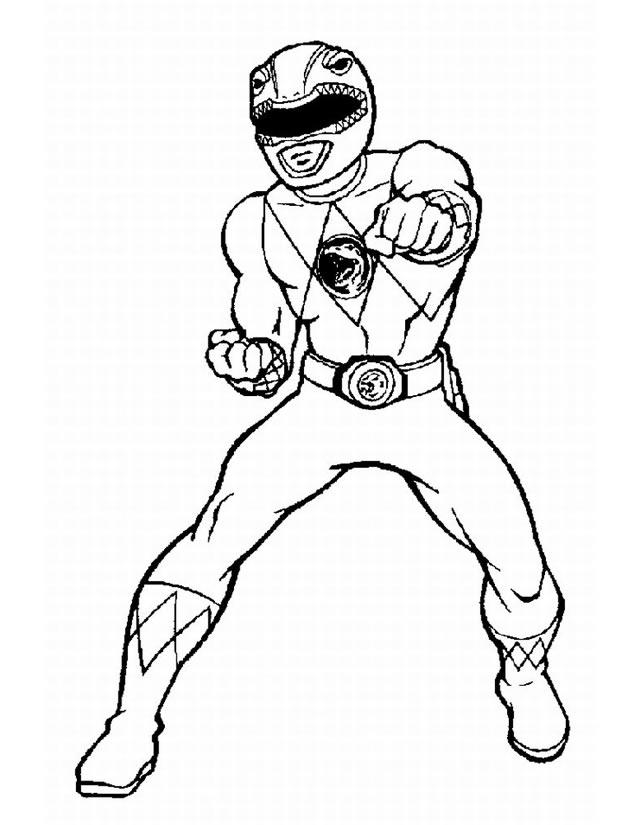 Gulli Dessin Power Rangers avec Coloriage Power Rangers A Imprimer