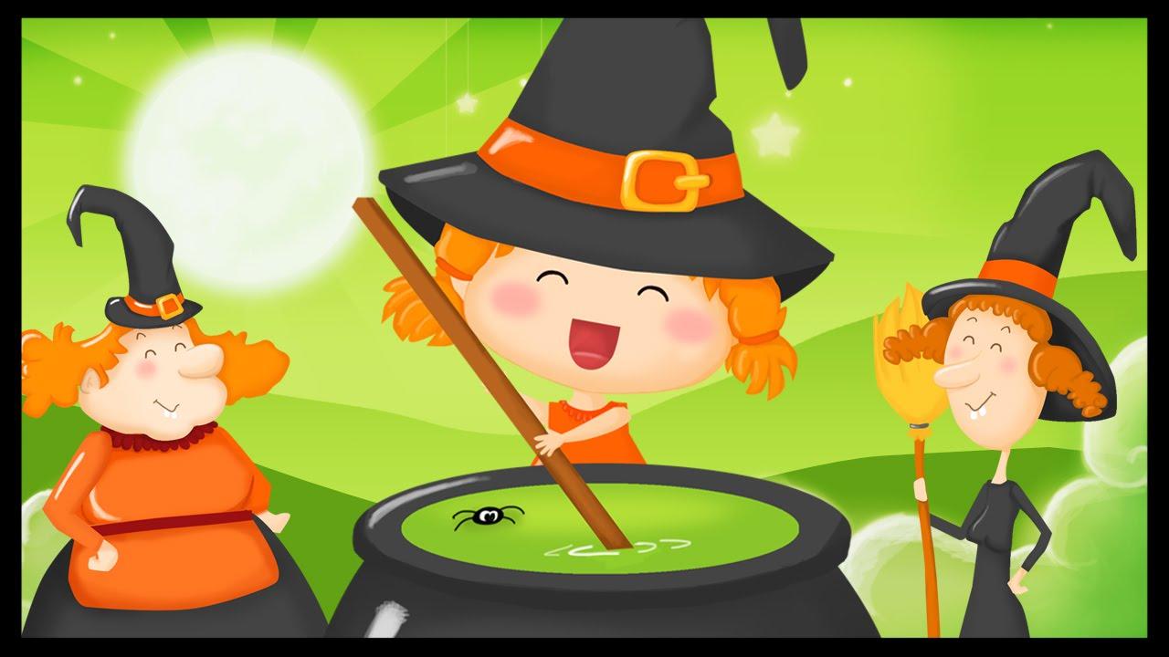 Halloween - Chanson Pour Enfants - Monde Des Petits concernant Monde Des Petit Chanson