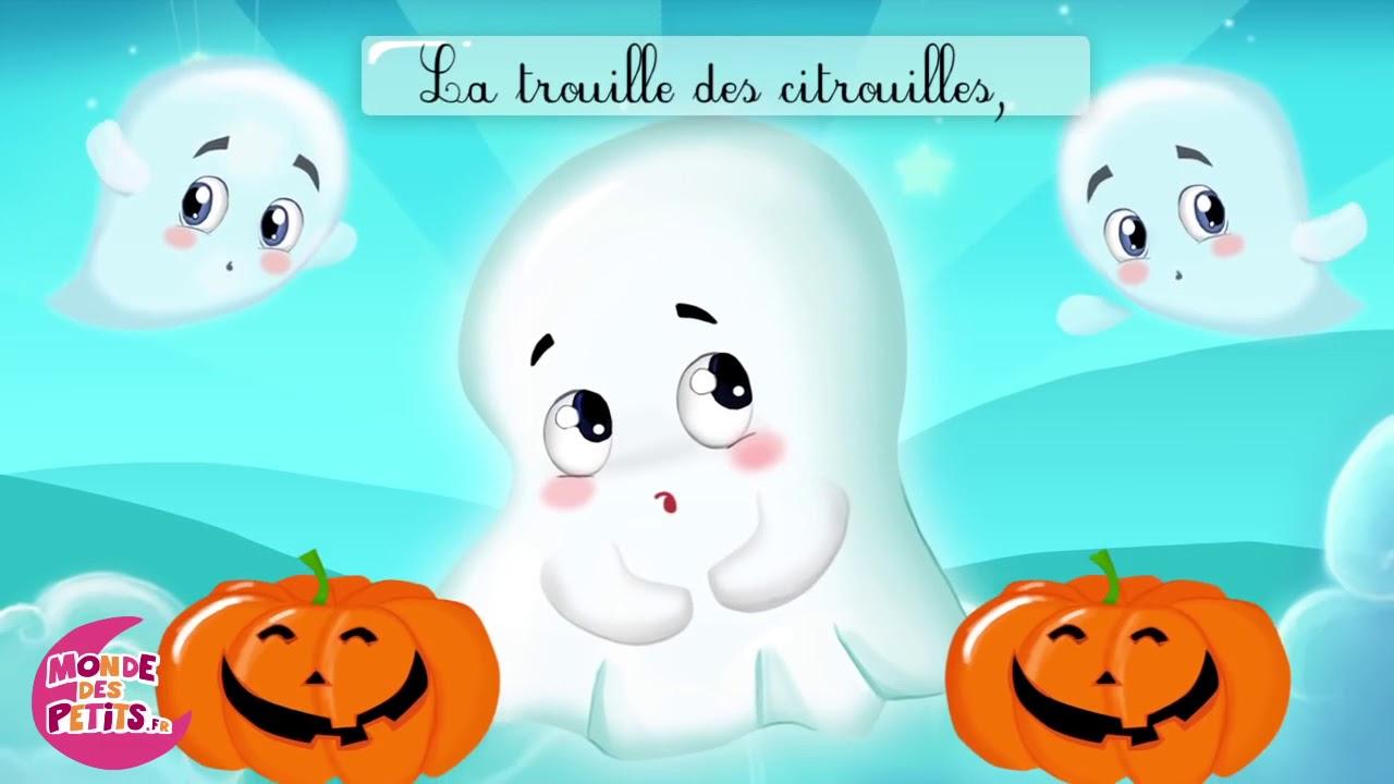 Halloween Chanson Pour Enfants Monde Des Petits Titounis encequiconcerne Monde Des Petit Chanson