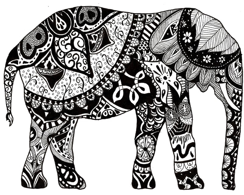 Hard Coloring Pages For Adults - Best Coloring Pages For Kids concernant Coloriage Adult