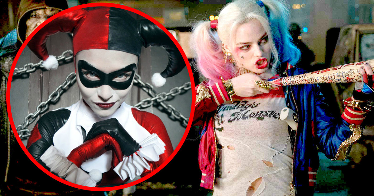 Harley Quinn Will Get To Wear Her Jester Costume In Birds serapportantà Coloriage Harley Quinn Suicid Squad