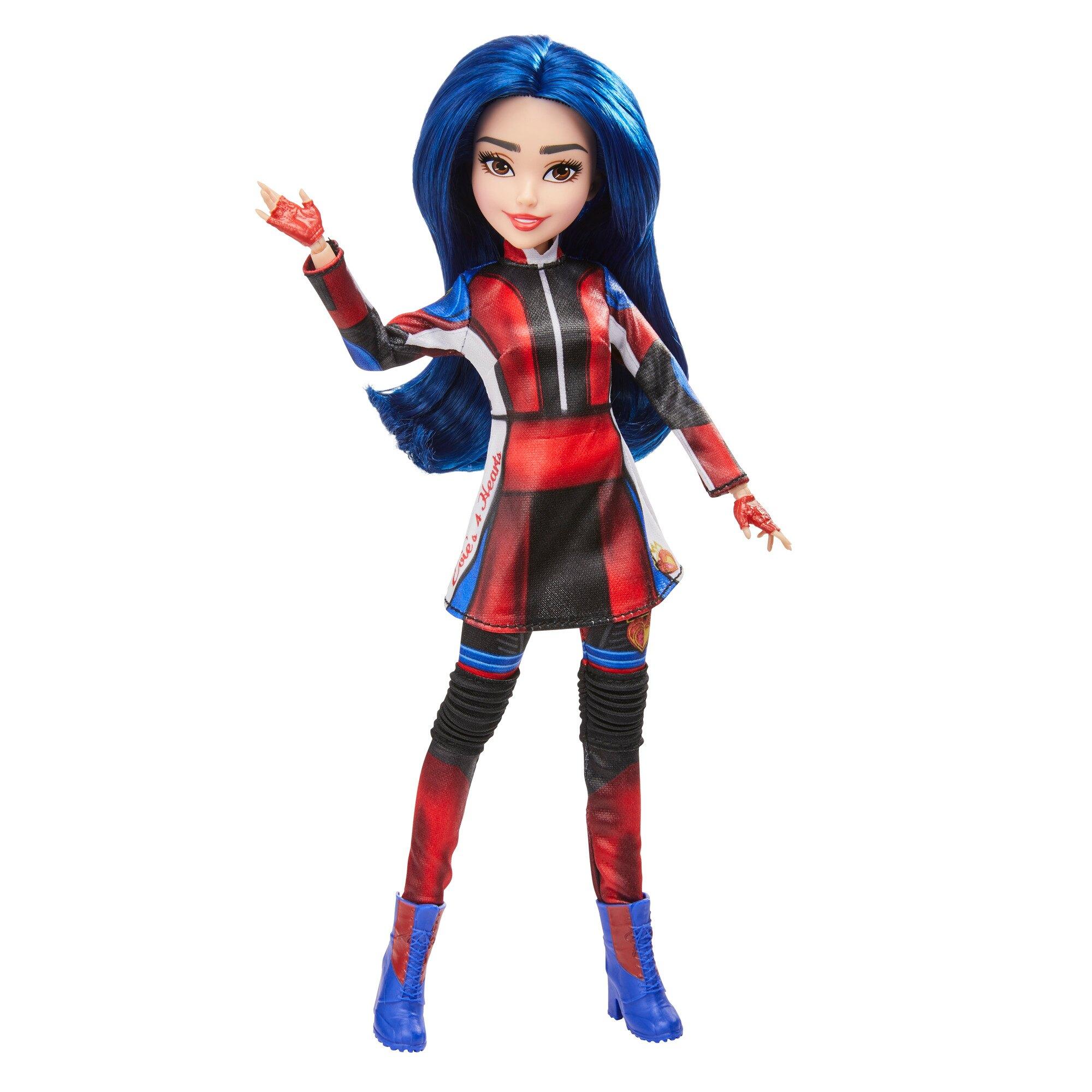 Hasbro Toy Shop: Disney Descendants Evie Doll, Inspired By serapportantà ?Pingle Sur Evie De Descendants