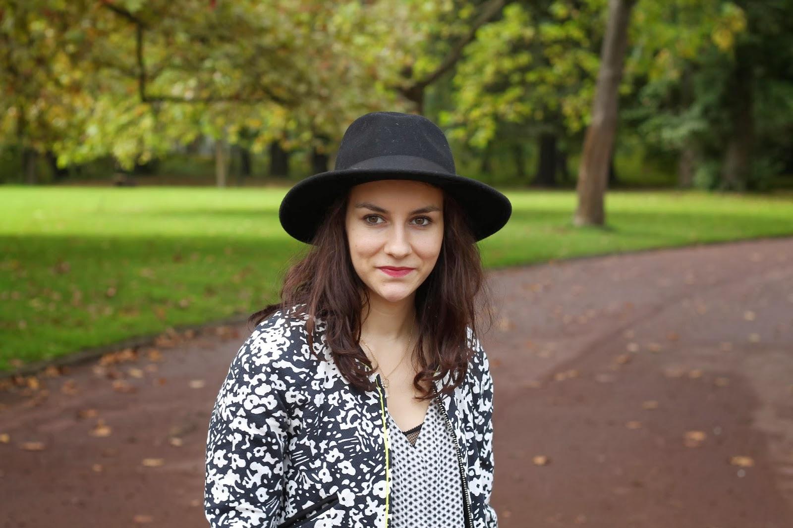 Hat - Le Bazar D'Alison - Blog Mode Lyon Et Autres destiné Quand Je Mets Mon Chapeau