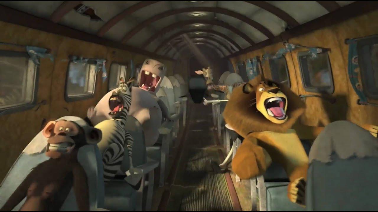 Hd Trailer - Madagascar Escape 2 Africa - encequiconcerne Madagascar Escape 2 Africa Argue Scene