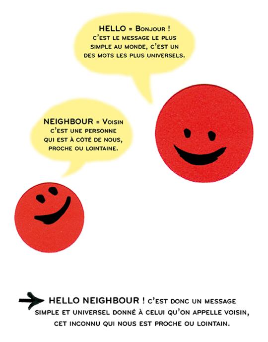 Hello Neighbour intérieur Bonjour En Japonais