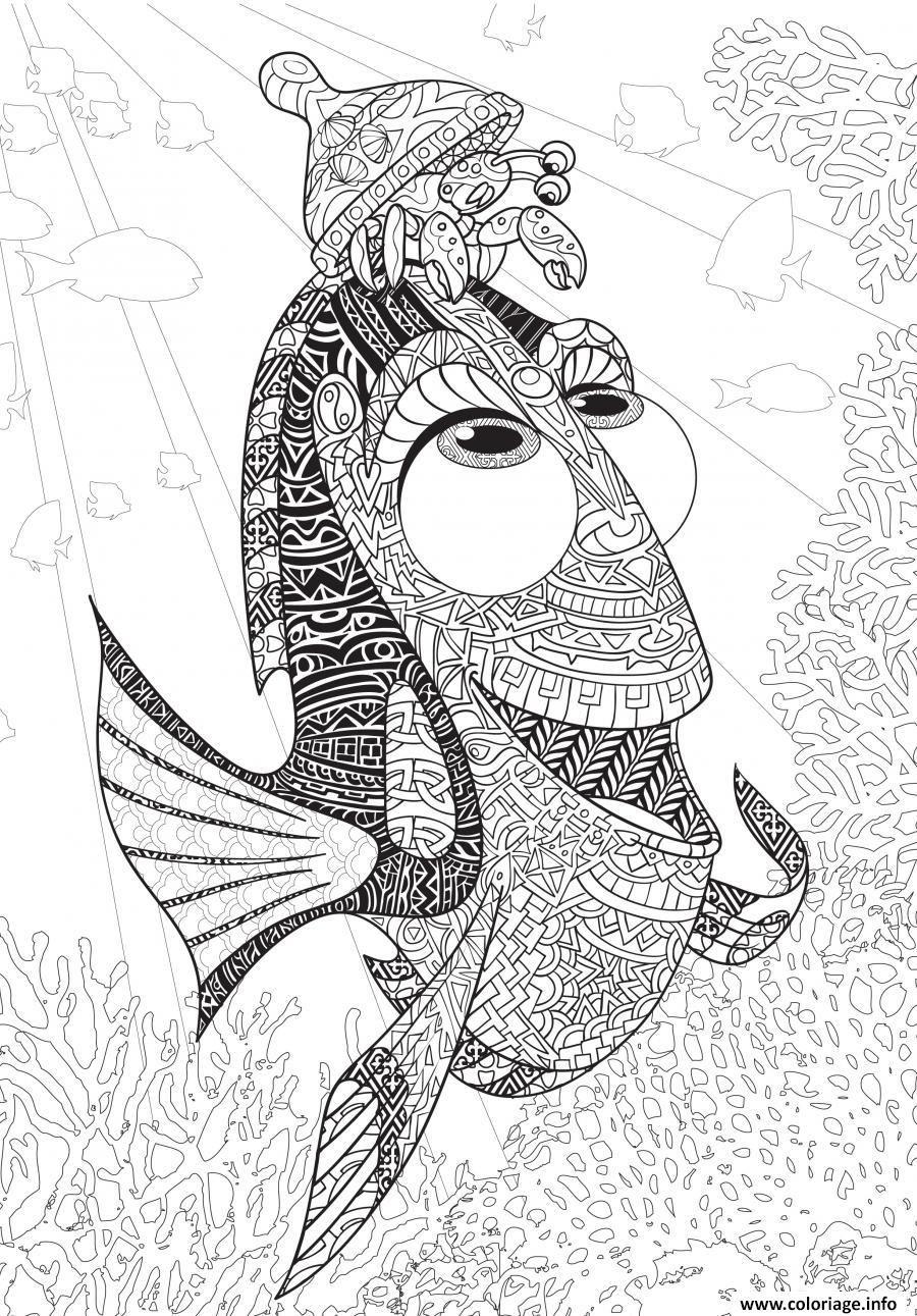 Http://Coloriage/Mandala-Disney-Art-Therapie-Le-Monde pour Coloriage Disney