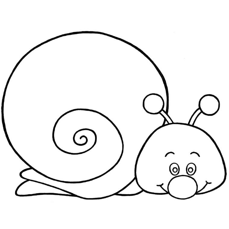 Hugo L'Escargot Dessin à Colorier Ecureuil destiné Coloriage Hugo L'Escargot A Imprimer Gratuit
