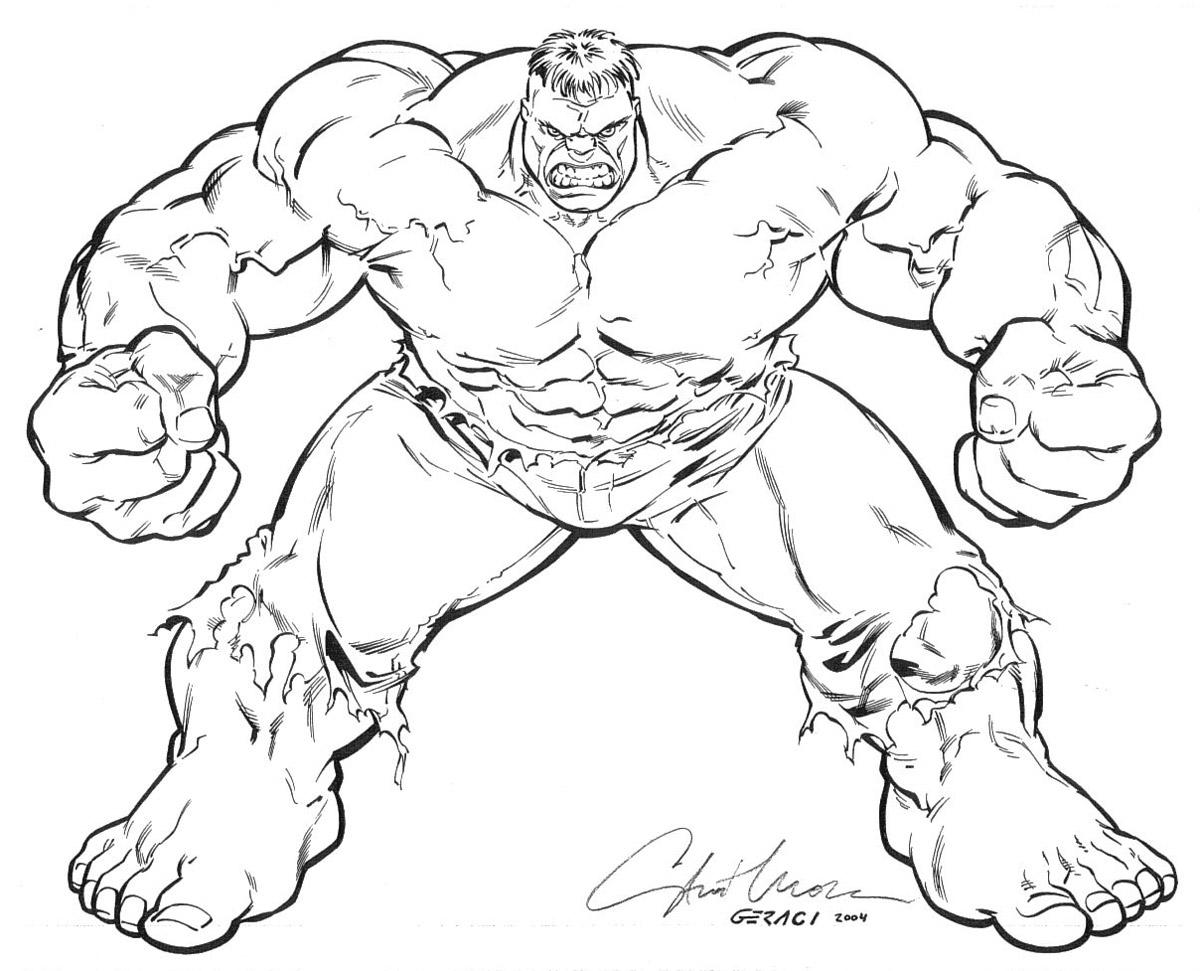 Hulk Para Colorir E Imprimir - Muito Fácil - Colorir E Pintar dedans Coloriage Hulk