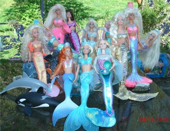 I Remember (With Images) | Mermaid Barbie, Original Barbie serapportantà Barbie Sirene A La Plage