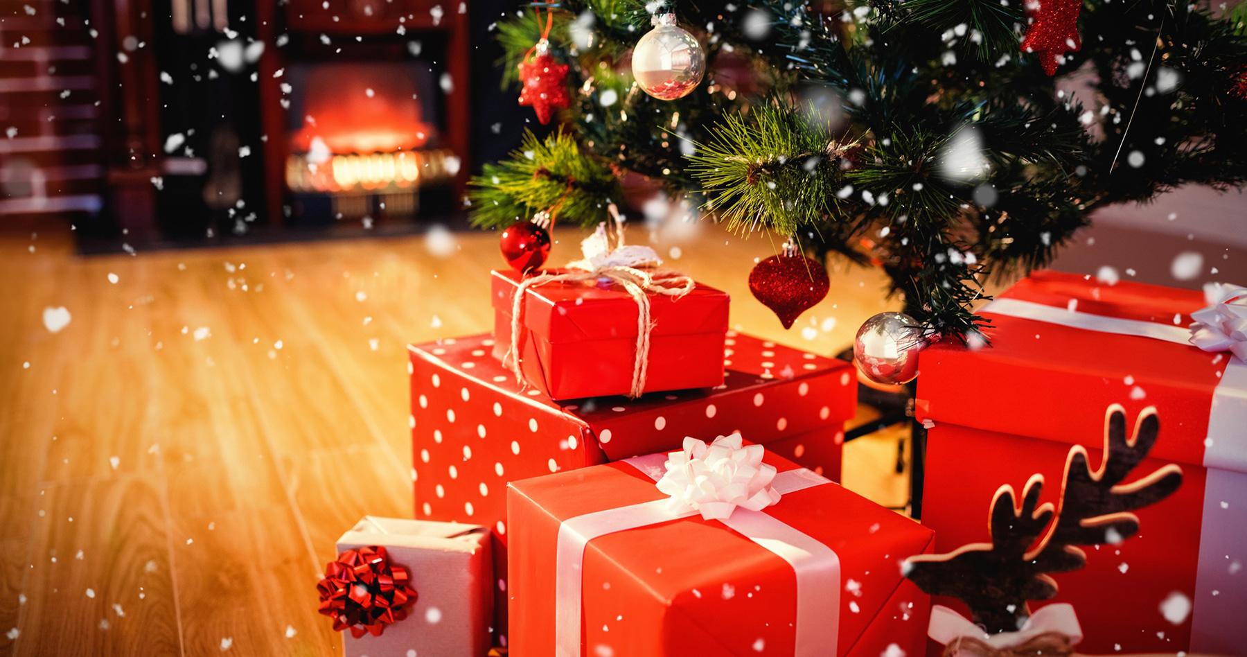 Idées Cadeaux : Noël 2016 : Nos Indispensables Et Nos tout Sapin De Noel Avec Cadeaux