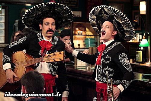 Idées Originales De Déguisements - Thème De Soirée : Mexique concernant Musiciens Mexicains