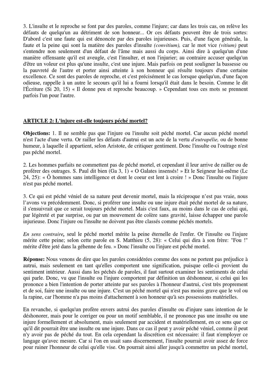 Iia-Iiae (2) By Guilherme Dos Reis - Issuu tout Parole Ainsi Font Font