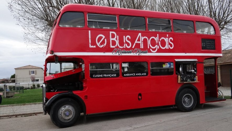 Image Anglais Bus serapportantà Image Bus Anglais