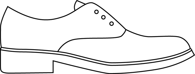 Image Chaussure A Imprimer encequiconcerne Dessin De Chaussure A Talon