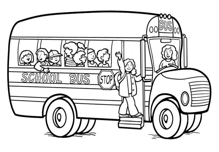 Image Coloriage De Rayon Du Soleil Du Tableau Image intérieur Dessin Bus Anglais