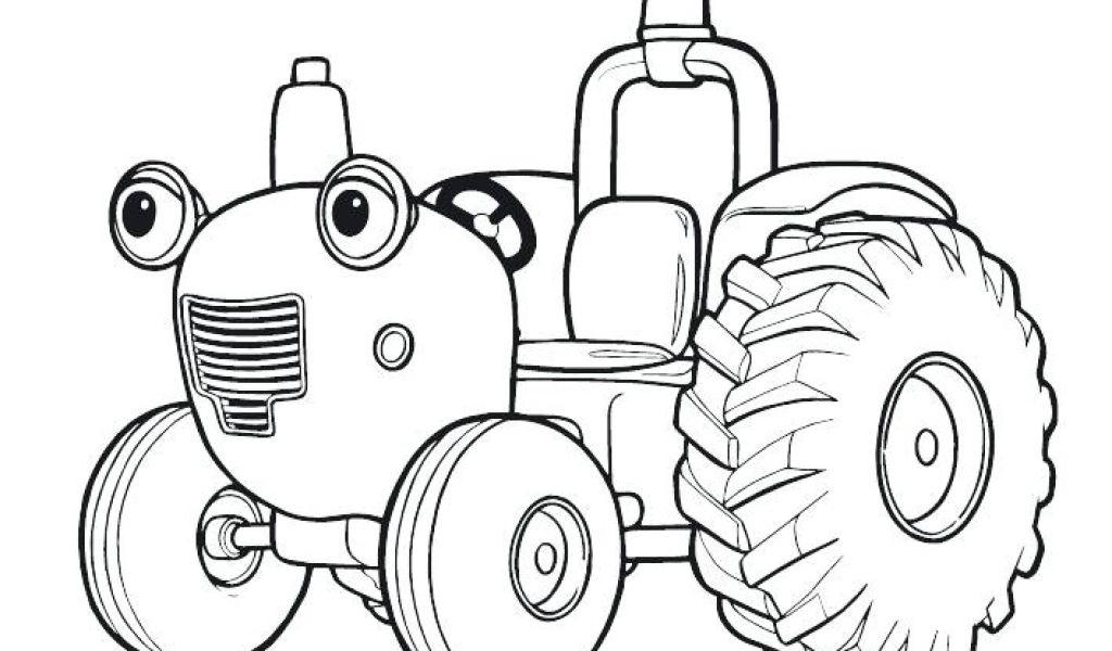 Image Coloriage Tracteur Tom Coloriage De Tracteur Tom tout Dessin Tracteur Tom