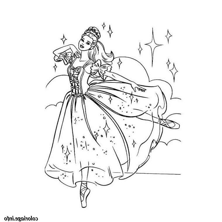 Image Danseuse Pour Coloriage - Free To Print à Coloriage Danseuse Étoile