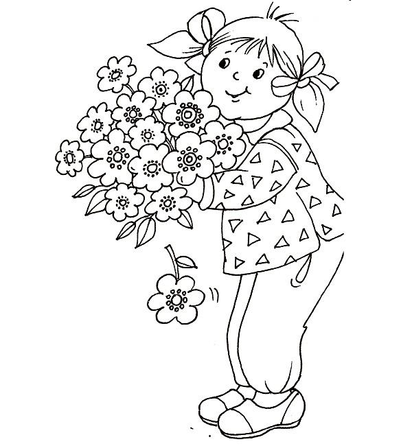 Image Fete Maman à Coloriage De Fête Des Mères À Imprimer
