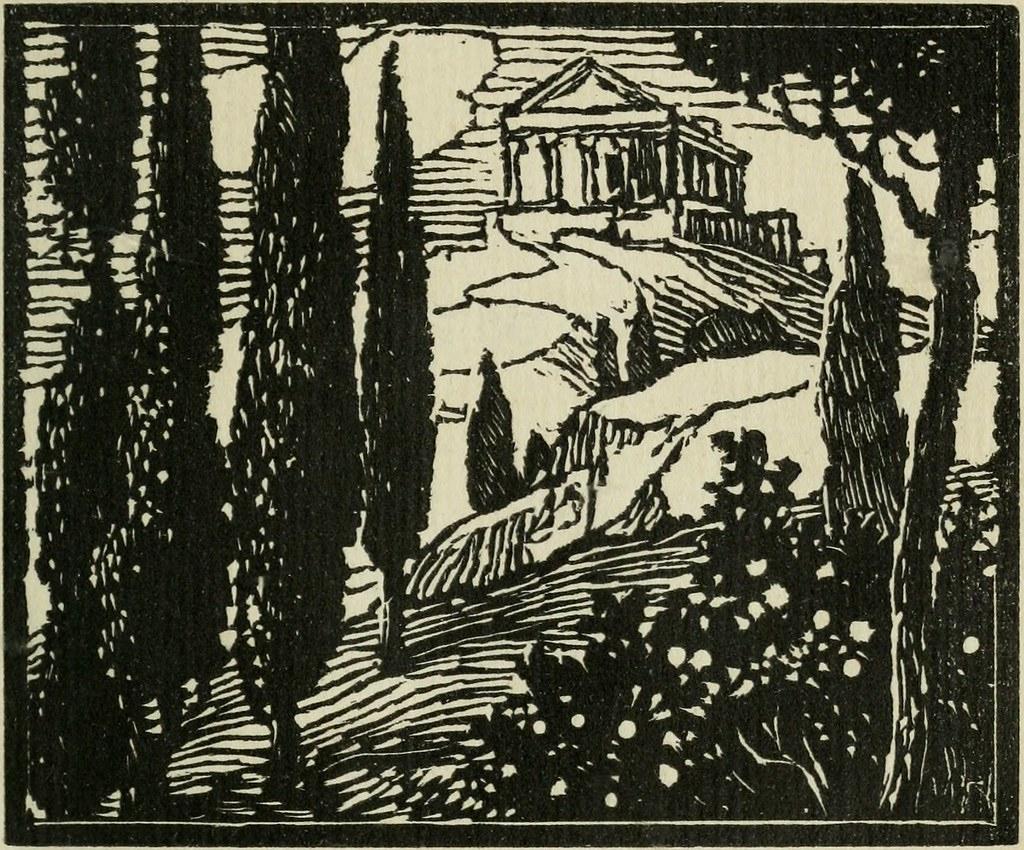 """Image From Page 78 Of """"Le Sang Des Dieux"""" (1920 intérieur Au Clair De La Lune Text"""