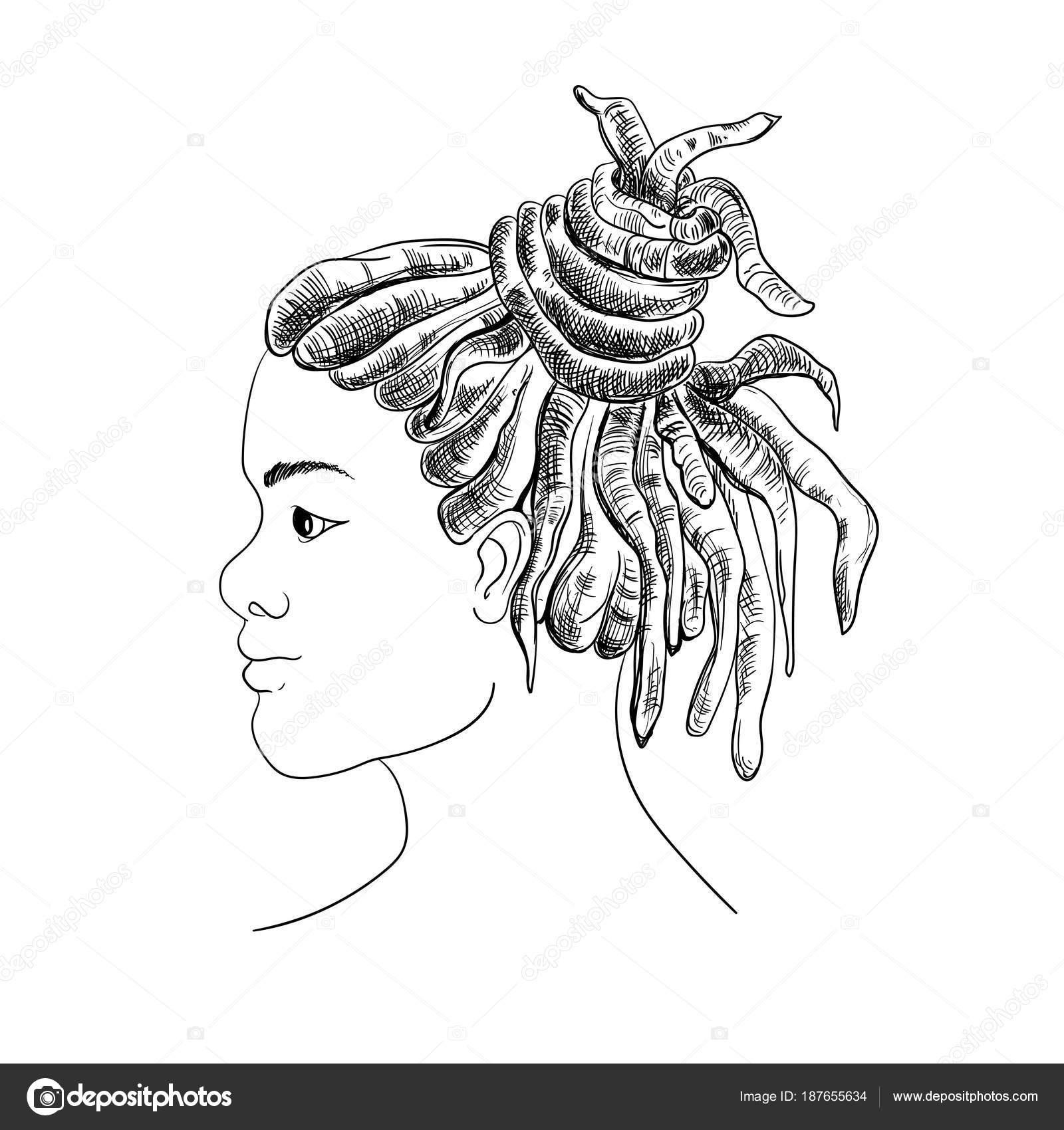 Imágenes: Rastas Para Dibujar | Retrato Hombre Con Rastas encequiconcerne Dessin De Rasta