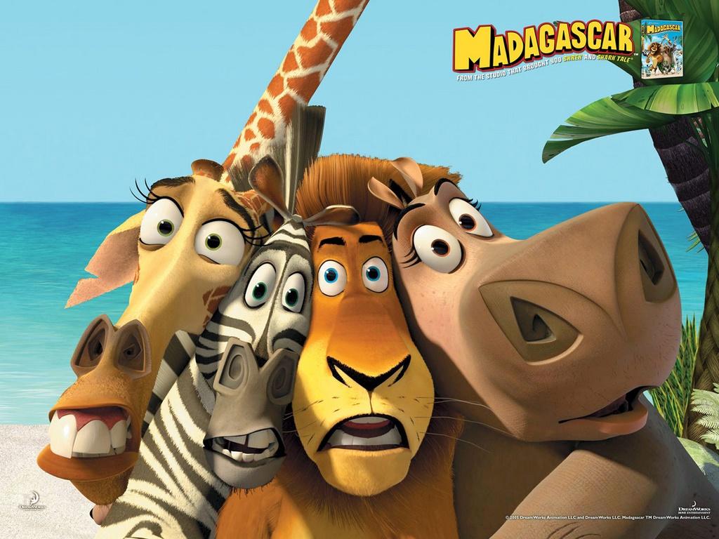 Imagens Madagascar 1 2 3 - Dick Imagens dedans Madagascar 2 Argue 1/2
