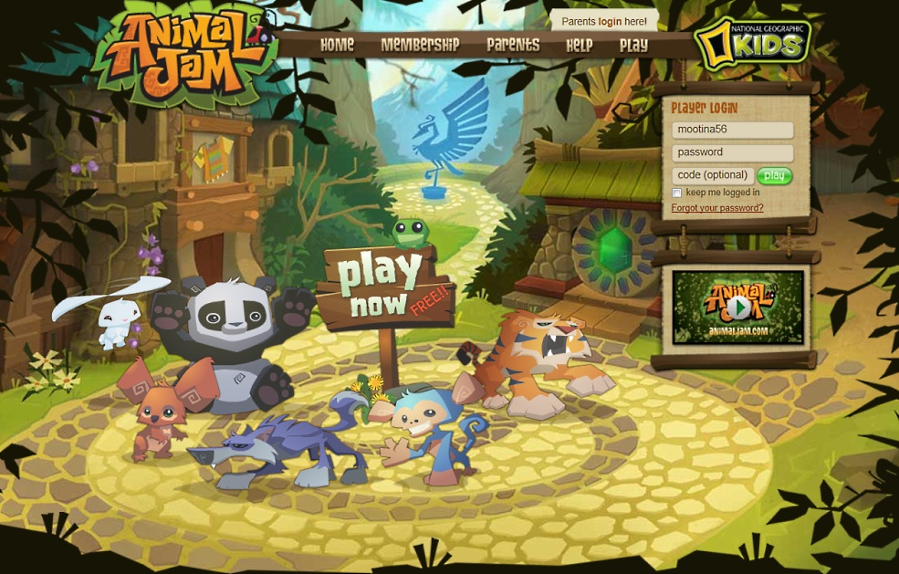 Images De Animal Jam - Screenshots - Mmorpg.fr serapportantà Jeux Animal Jam