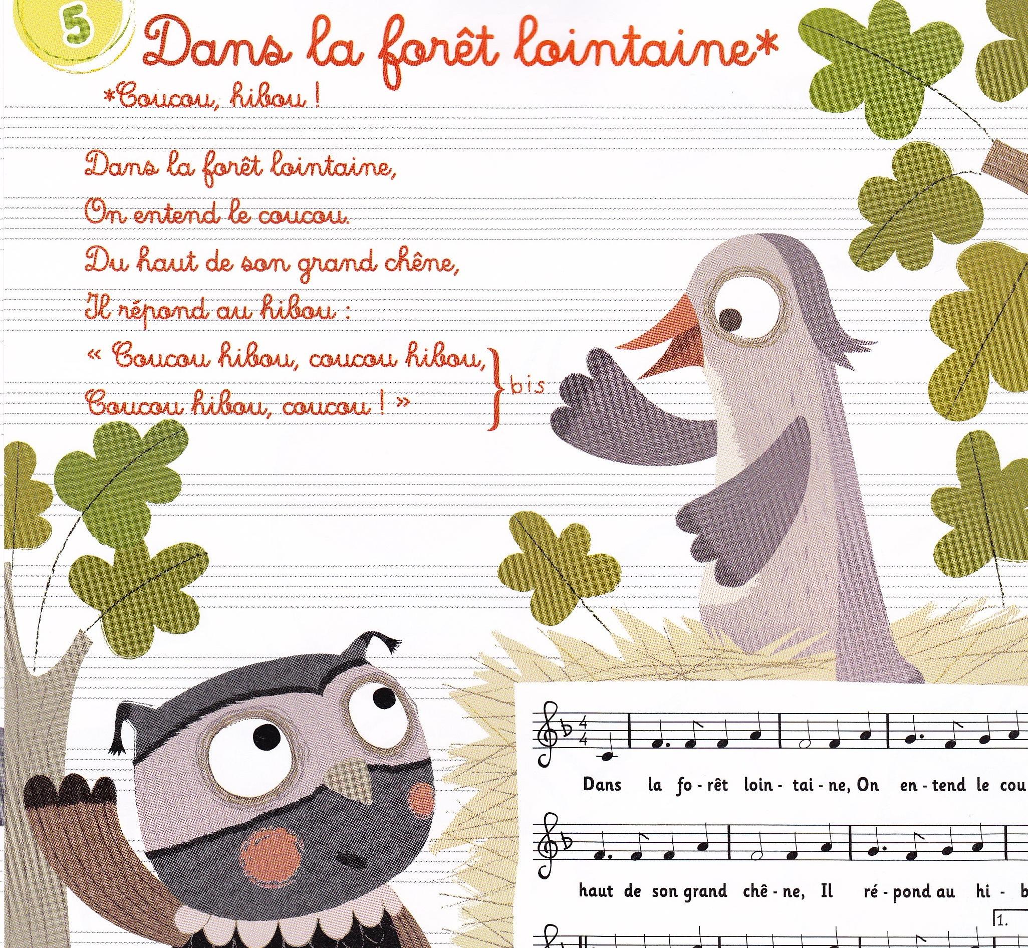 Imitateur.franck-Aupeix - Page 5 serapportantà Coucou Hibou Chanson