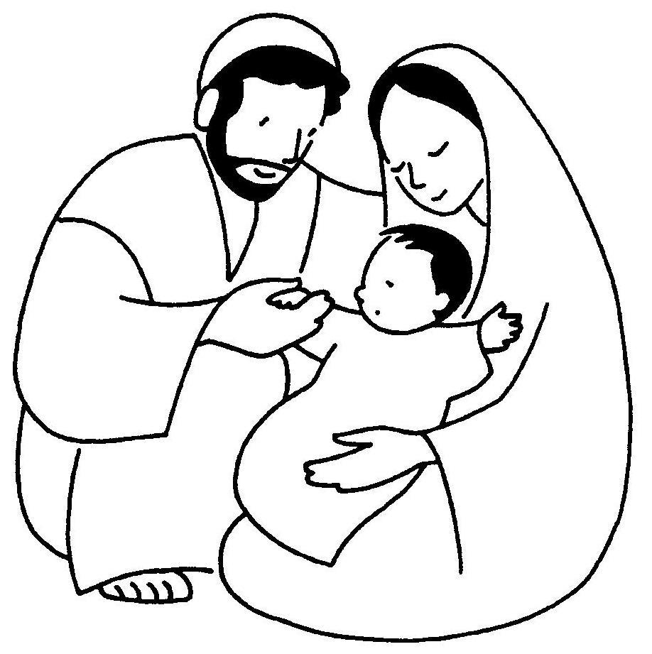 Immagini - Qumran Net - Materiale Pastorale Online concernant Dessin Creche De Noel Gratuit