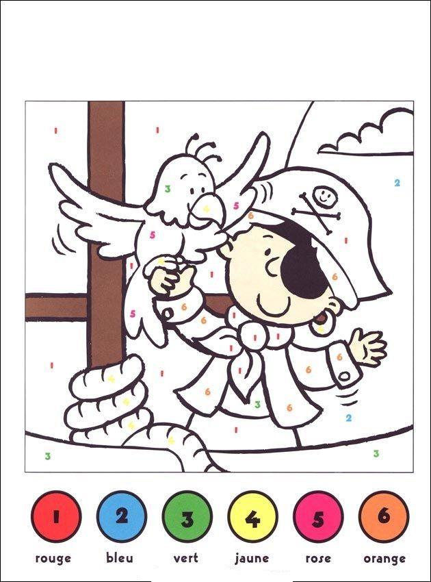 Imprimer Coloriage Magique Pour Les Enfants De La encequiconcerne Jeux Coloriage Enfant