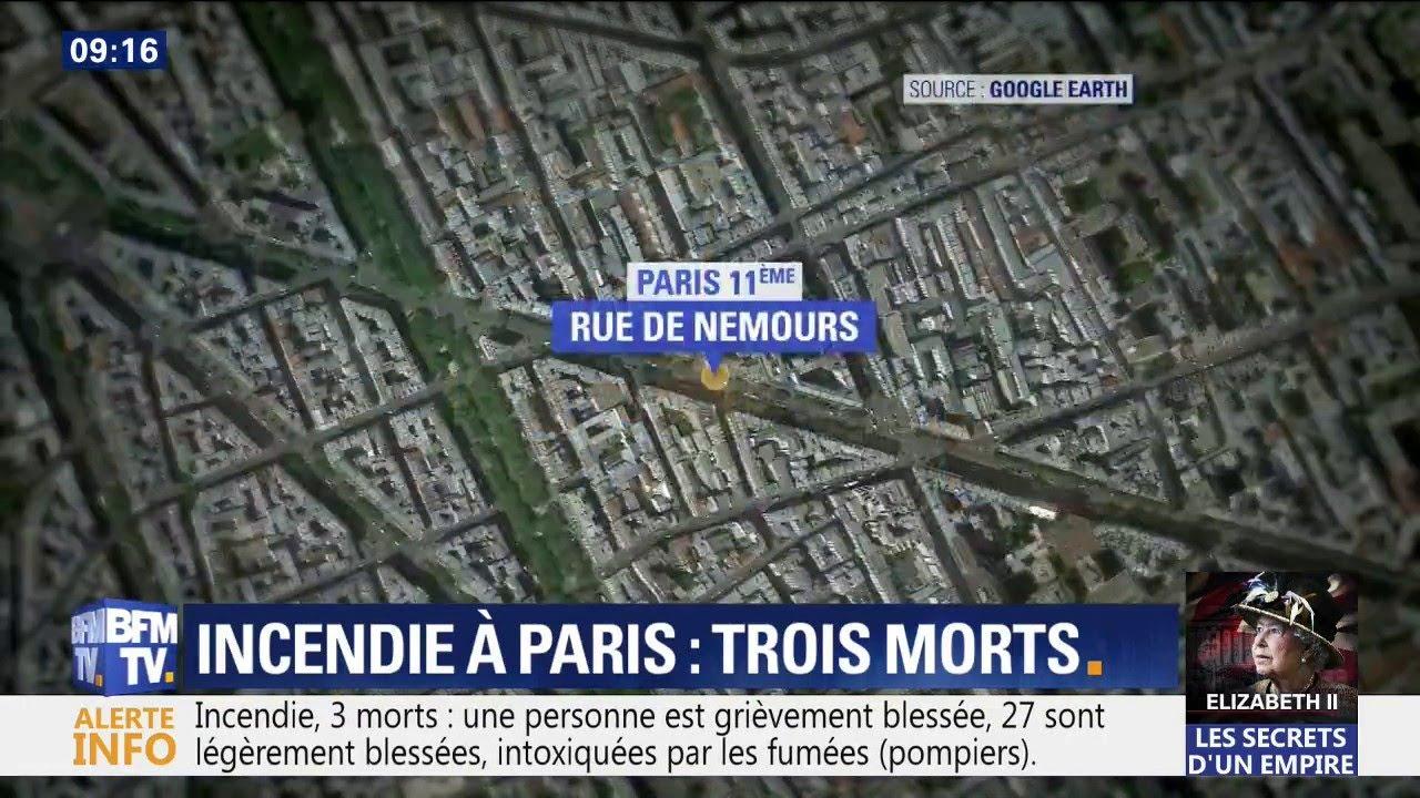 Incendie À Paris: Le Porte-Parole Des Pompiers De Paris dedans Paroles Au Feu Les Pompiers