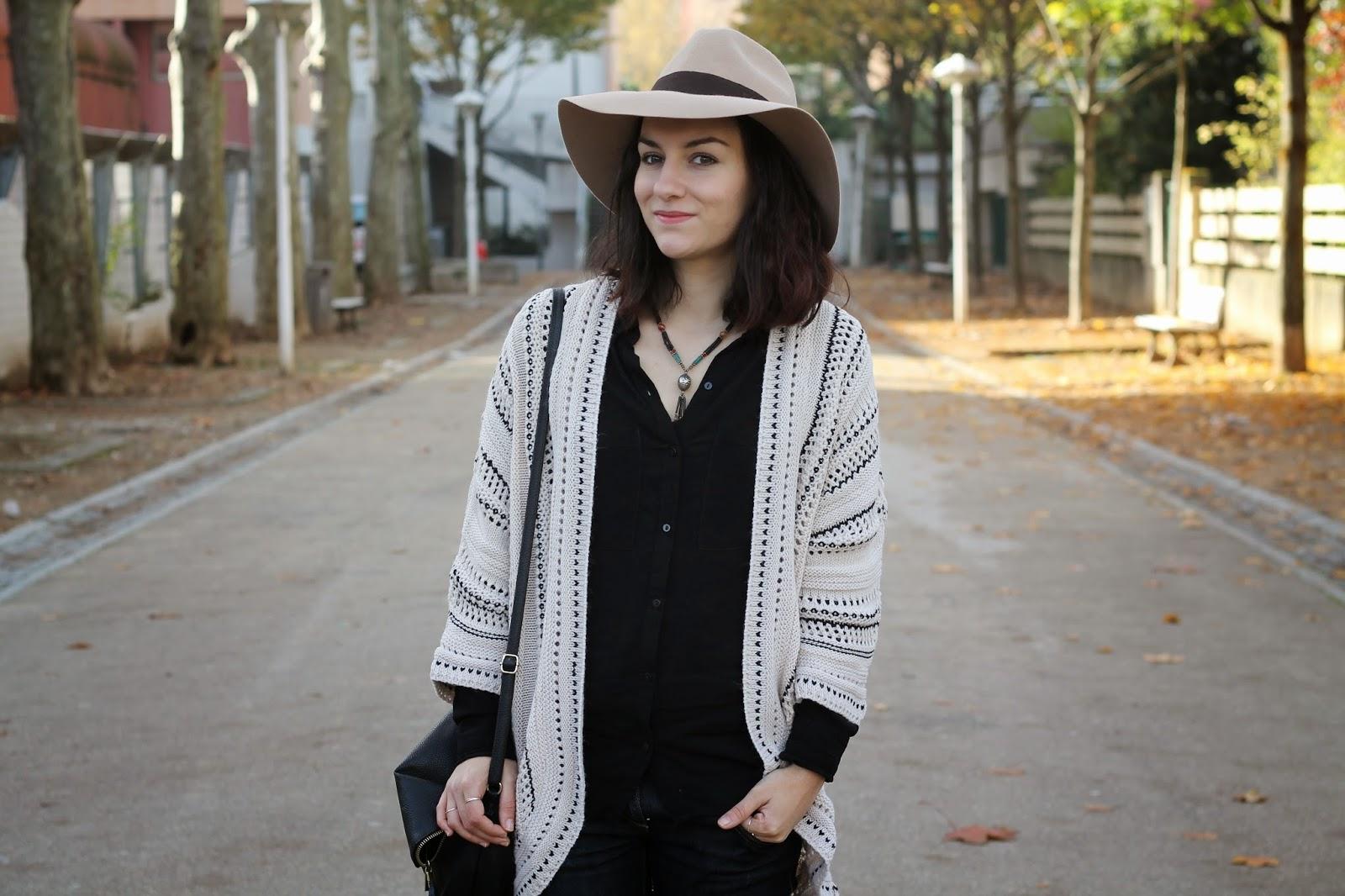 Ingalls - Le Bazar D'Alison - Blog Mode Lyon Et Autres dedans Quand Je Mets Mon Chapeau