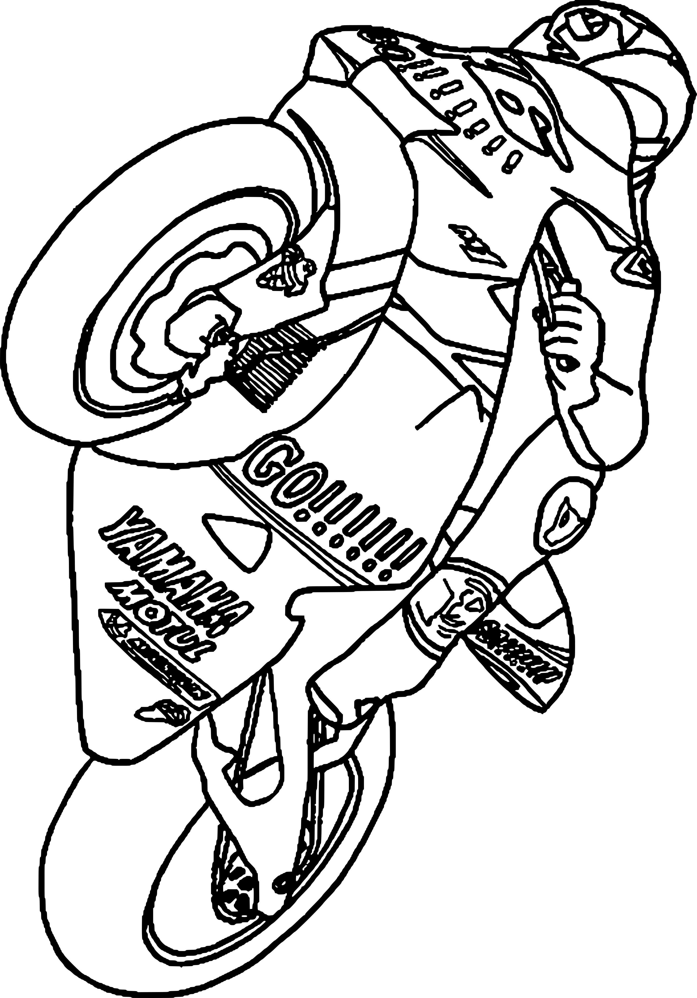 Inspirant Image A Colorier Moto – Mademoiselleosaki avec Coloriage Moto De Course A Imprimer Gratuit